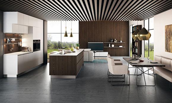 nos mod les et marques de cuisines quip es sur mesure hc cuisines. Black Bedroom Furniture Sets. Home Design Ideas